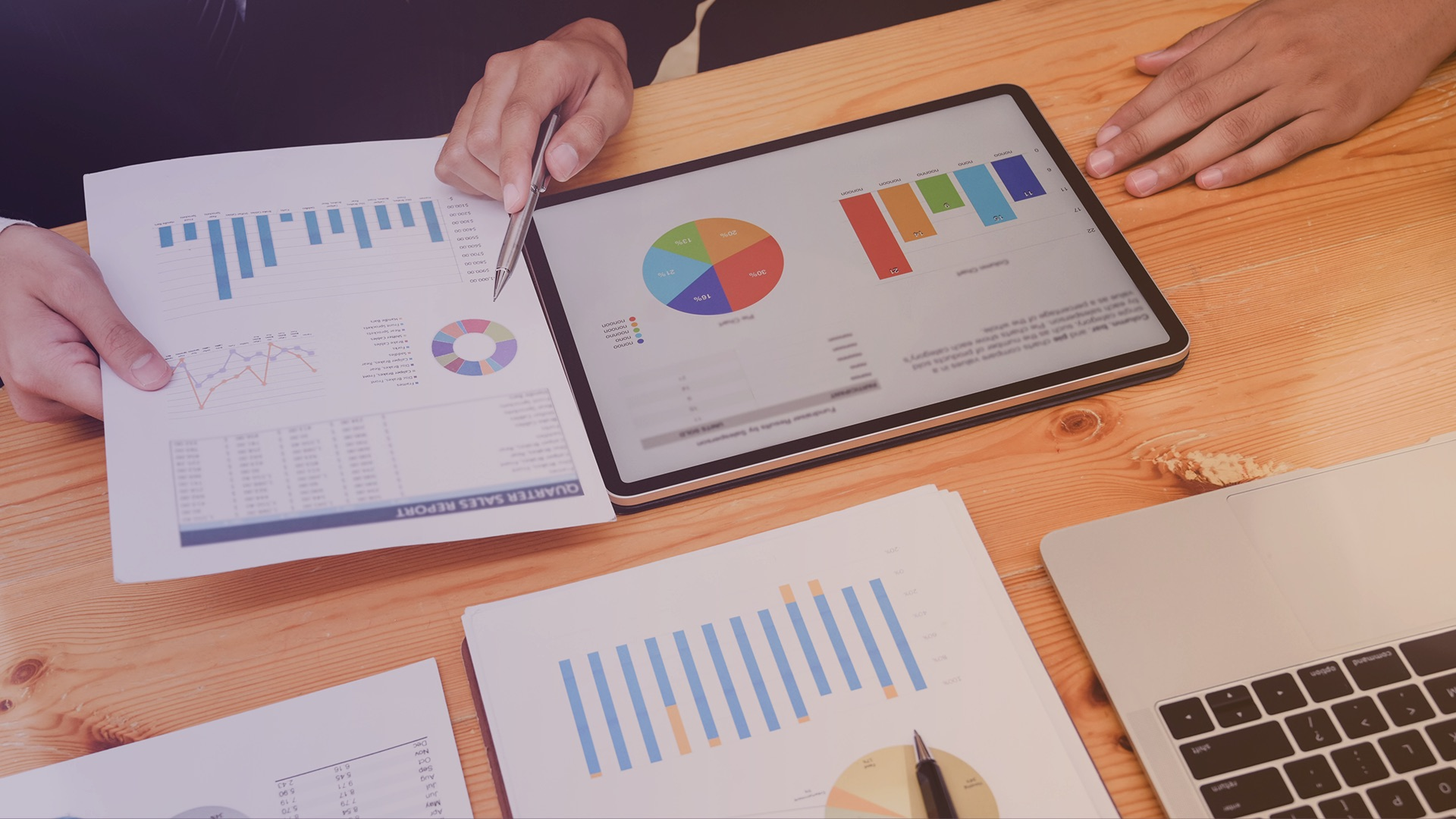 AVA Super Chart มิติใหม่ในการดูงบการเงิน